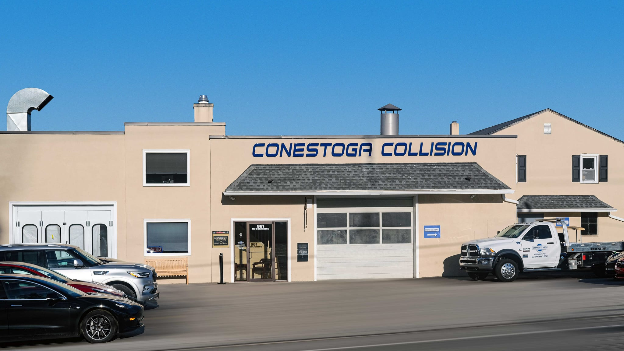 Conestoga Collision & Auto Body Repair In Berwyn, PA
